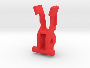1.75-Breech version 1.3 in Red Processed Versatile Plastic