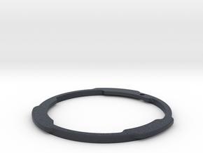 Minolta MD to EOS EF Flange in Black Professional Plastic