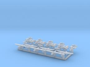 1/1250 Barracuda x15 (FUD) in Smooth Fine Detail Plastic