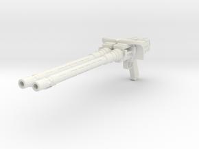 MG81Z in 1:3 in White Natural Versatile Plastic