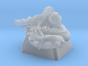 Shenron Cherry MX Keycap in Smooth Fine Detail Plastic