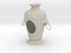 Vase 926LNC in Natural Sandstone