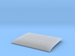 Tamiya Blazing Blazer Main Roof Panel  in Smooth Fine Detail Plastic