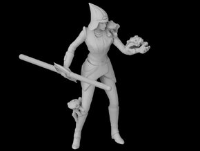 (Legion) Inquisitor Seventh Sister in Smooth Fine Detail Plastic
