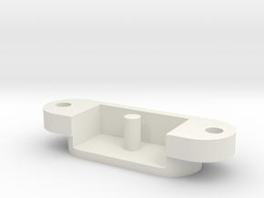 door magnet holder in White Natural Versatile Plastic