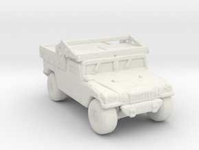M1097A2 CUSV 220 scale in White Natural Versatile Plastic