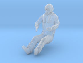 Printle C Homme 1201 - 1/72 - wob in Smooth Fine Detail Plastic