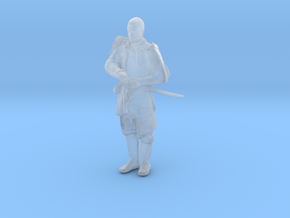 Printle C Homme 1192 - 1/72 - wob in Smooth Fine Detail Plastic