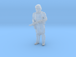 Printle V Homme 1163 - 1/72 - wob in Smooth Fine Detail Plastic