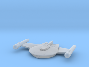 Star Empire Shrike Corvette in Smooth Fine Detail Plastic