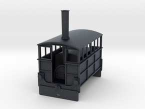 Wantage Tramway no4 gauge 1  in Black PA12