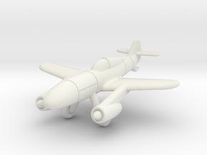 (1:144) Junkers EF010 Rekordflugzeug Projekt in White Natural Versatile Plastic