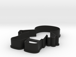 Mummy cookie cutter for professional in Black Natural Versatile Plastic