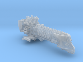 BFG Imperator Battlecruiser fleet scale in Smooth Fine Detail Plastic