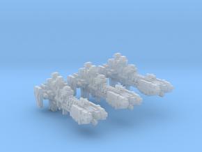 Battlefleet Gothic Astartes Gladius Frigate/3  in Smooth Fine Detail Plastic