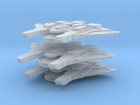 Battlefleet Gothic Tau Custodian carrier/3 in Smooth Fine Detail Plastic