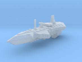 BFG Chaos Devastation Cruiser fleet scale in Smooth Fine Detail Plastic
