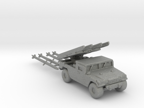 M1097a2 AIM-120B ver2 220 scale in Gray Professional Plastic