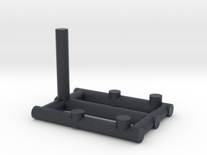 phonestand1 in Black PA12