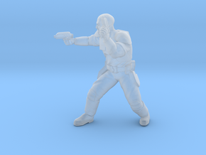 The Veteran in Smoothest Fine Detail Plastic