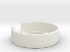 knob guard low in White Natural Versatile Plastic