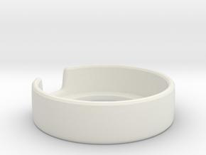 knob guard low in White Natural Versatile Plastic