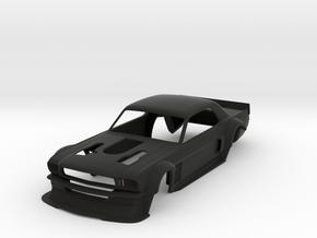 1:24 Ken Block Hoonicorn V2 Body in Black Natural Versatile Plastic