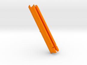 "Hirondale Cat. ( slot 128mm = 5 1/16"") MastGate sl in Orange Processed Versatile Plastic"