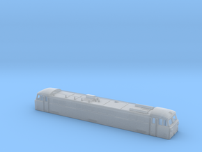 Class 87 Bodyshell (87002's current condition)  in Smooth Fine Detail Plastic