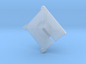 eib256_holder in Smooth Fine Detail Plastic