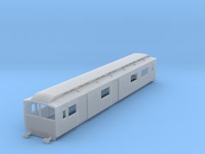 o-148fs-lyr-electric-baggage-car-3029 in Smooth Fine Detail Plastic
