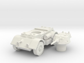 Staghound I scale 1/87 in White Natural Versatile Plastic