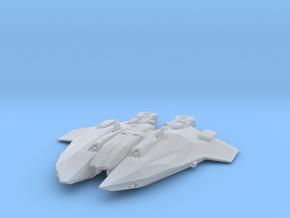 Aurora supressor / interceptor in Smooth Fine Detail Plastic