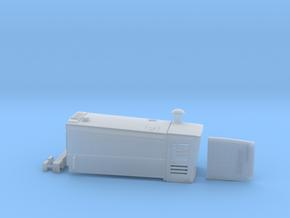 Motorkap / Bonnet / Motorhaube Fendt 310 LSA in Smoothest Fine Detail Plastic