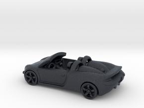 Porsche Carrera GT    1:87    HO in Black PA12