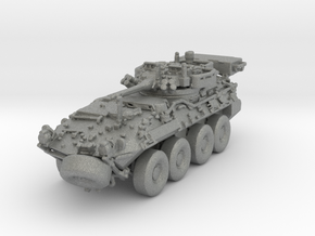 LAV 25a4 160 scale in Gray Professional Plastic