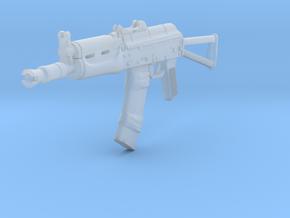 1/12th KS-74u in Smooth Fine Detail Plastic
