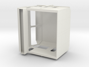 Oshkosh-Cab-1to13.8 in White Natural Versatile Plastic