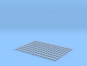 Davion-Introtech Razor x96 in Smooth Fine Detail Plastic