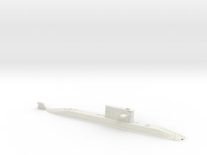 PROJ-677 Lada MODEL WL 1250 in White Natural Versatile Plastic