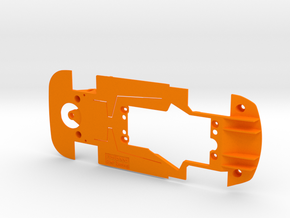 PSSX00501 Chassis for Scalextric Bentley GT3 in Orange Processed Versatile Plastic