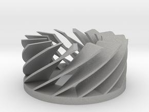 Flexibillity/spring-test 1mm in Aluminum