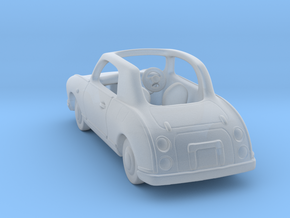 Nissan Figaro  1:120 TT in Smooth Fine Detail Plastic
