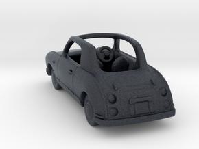 Nissan Figaro  1:120 TT in Black PA12