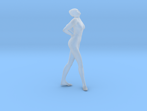 Printle C Femme 1355 - 1/87 - wob in Smooth Fine Detail Plastic