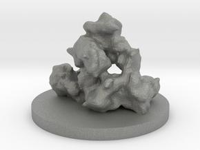 CPF small in Gray Professional Plastic