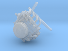 Printle Thing Engine on Stand - 1/32 in Smooth Fine Detail Plastic