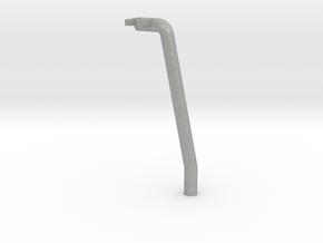 "Tamiya Blazing Blazer Rear Right Roll Bar ""Bar Sys in Aluminum"
