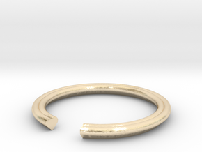Heart 14.05mm in 14k Gold Plated Brass