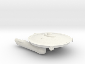 3788 Scale Fed Classic Scout Frigate (FFS) WEM in White Natural Versatile Plastic